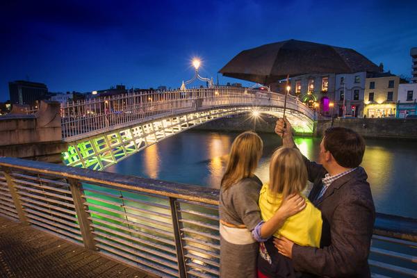 Une bouffée d'air... à Dublin !