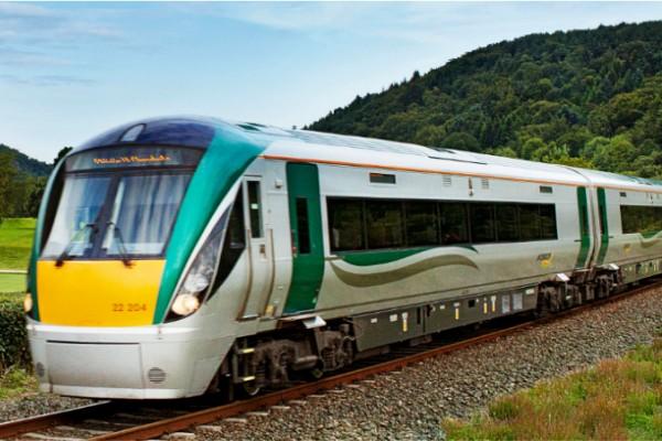 Circuito en tren privado por Irlanda