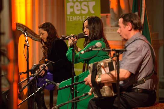 10 días de cultura y música en Irlanda