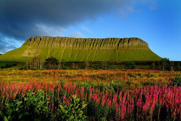 Wandelen in het land van Yeats