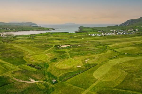 Enjoy a Relaxing Sunset Golf Experience