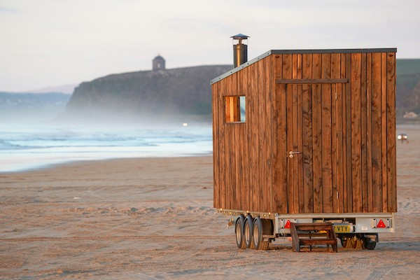 Sweat away your woes in a HotBox Sea Sauna