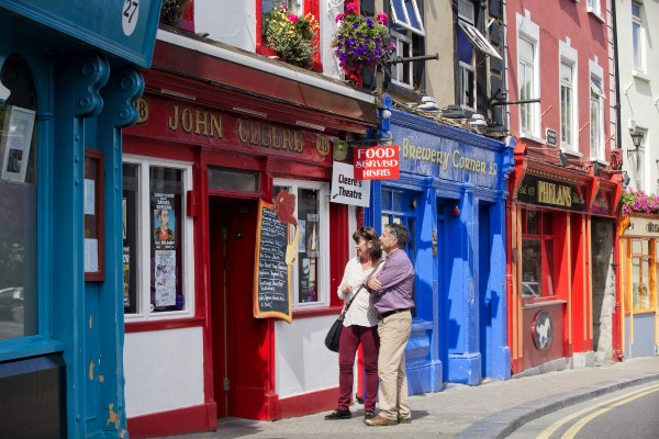 House of Britain: autorondreis Ierland (8d)