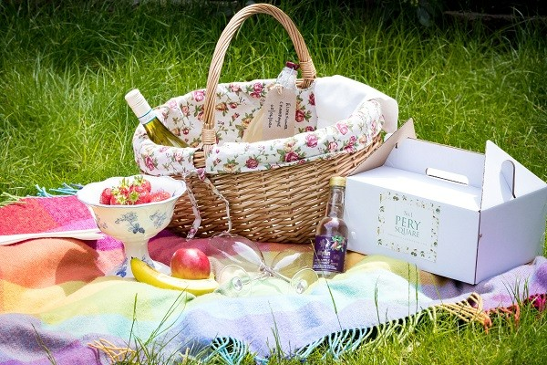 A picnic and pamper weekend!