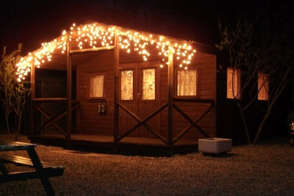 Willowfield Riverside Cabin Pet Friendly