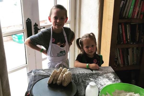 Win the prize for Soda Bread making!