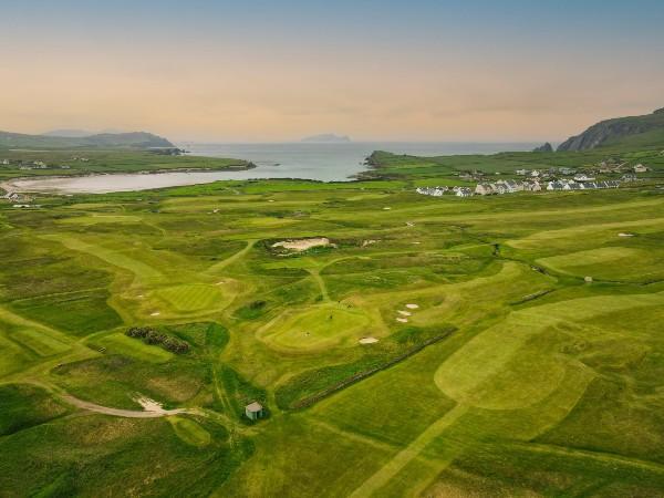Goditi un'esperienza di golf al tramonto