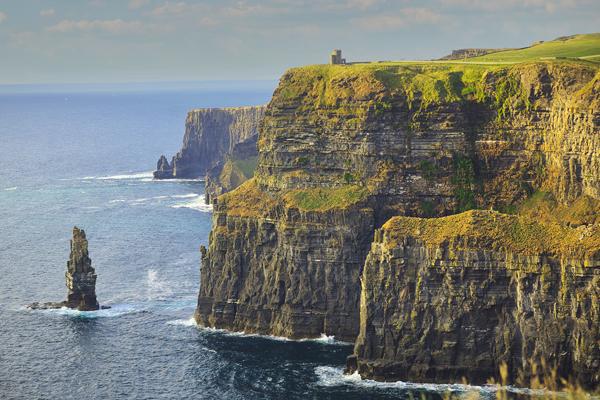 Visita los Acantilados de Moher desde Dublín