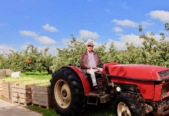 Einzigartiges Bramley Apple Erlebnis