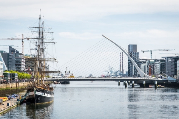 Escapada a Dublín