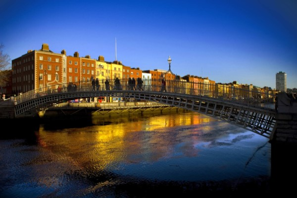 Ryanair: vlieg naar Dublin vanaf €19,99*