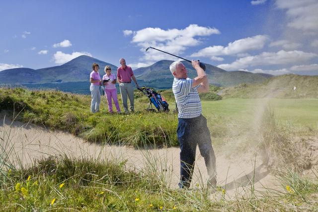 Golftouren mit privatem Fahrer