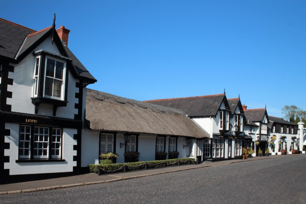 Stay & Dine at The Old Inn