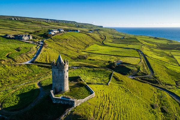 Vola in Irlanda con Ryanair da €19.99