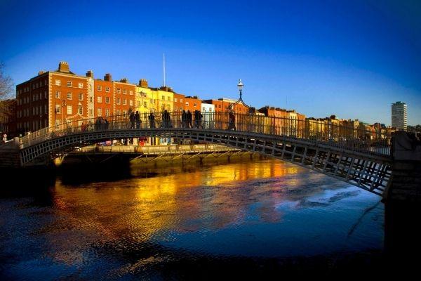 Escapada otoño fin de semana Dublín