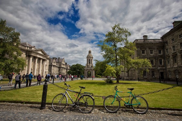 Dublin from only £119 single (car + driver)