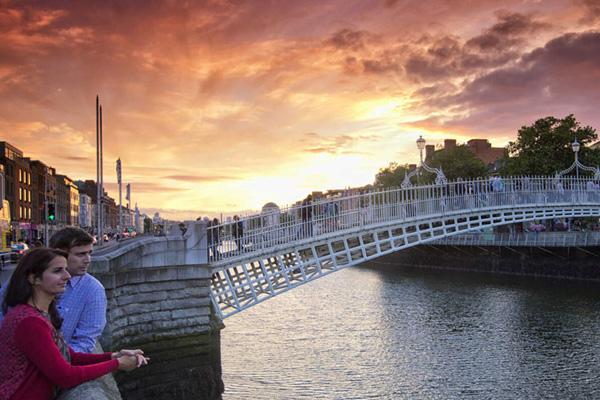 Upptäck Dublin med Ticket