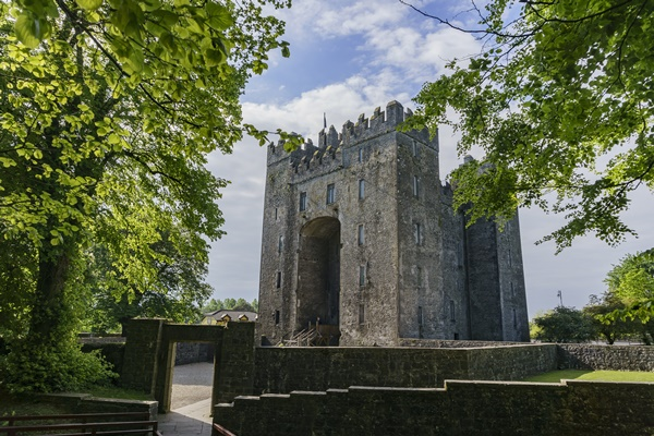 Irlands ikonischstes Schloss