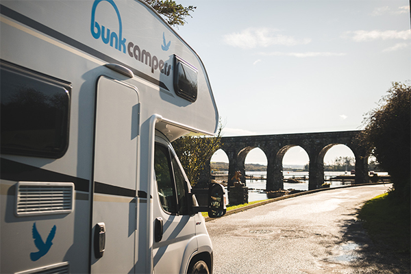 Autumn Campervan Road Trips from £80p/n