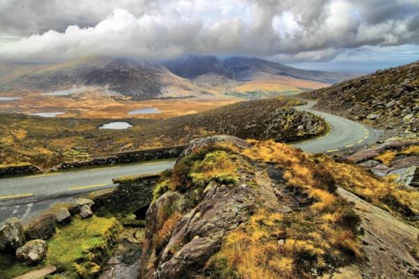 Echt Ierland:Fly-drive eerste keer Ierland 8d