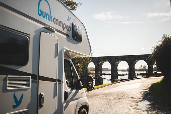 Explorez l'Irlande en camping-car