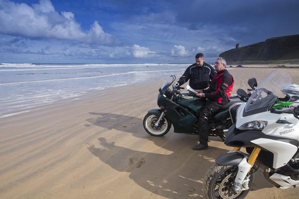 Biker's Parardise Antrim Coast