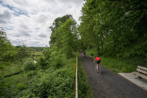 Stay and Cycle the Limerick Greenway