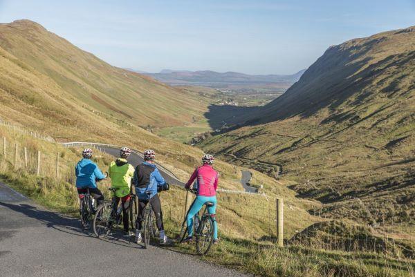 Iles d'Aran et Connemara à vélo